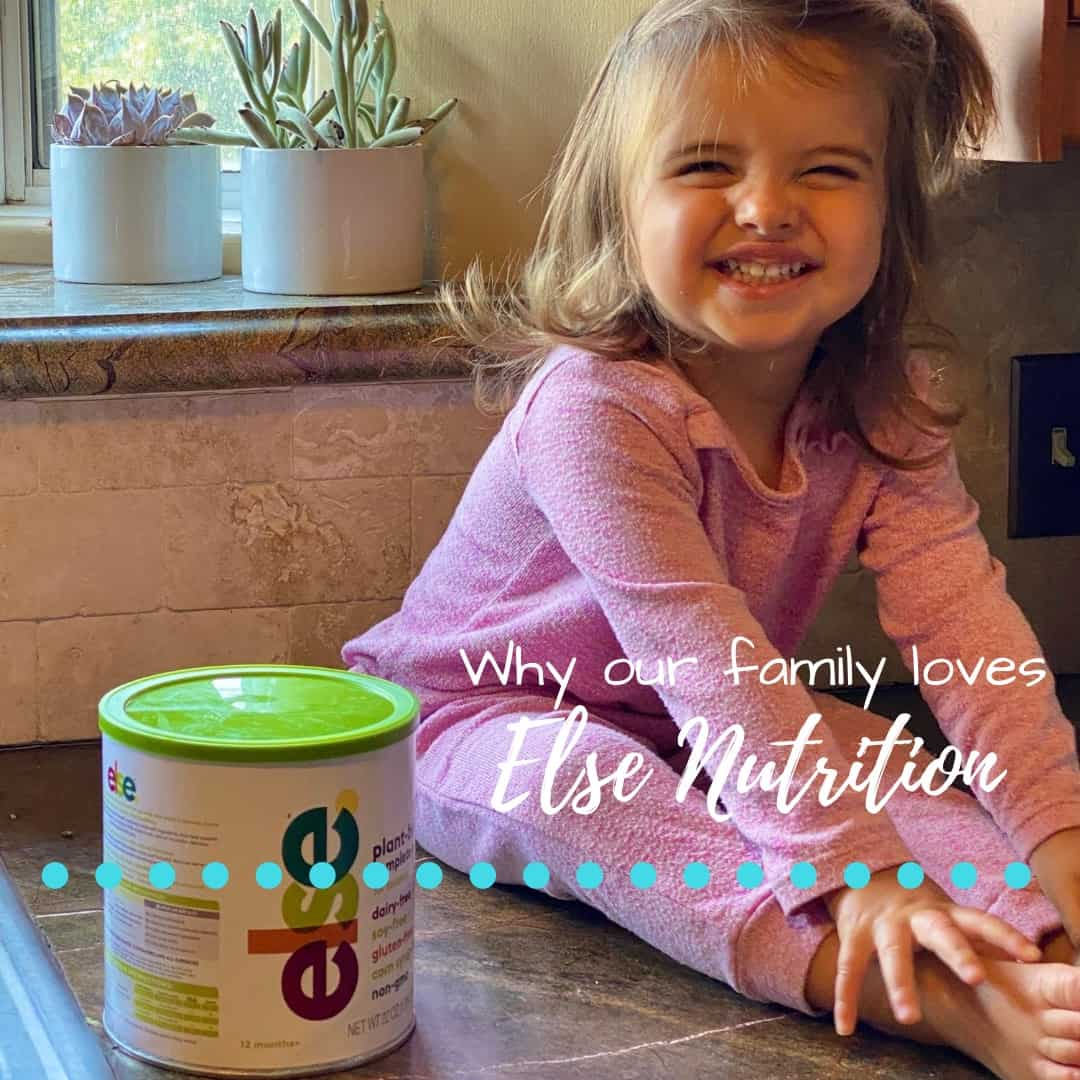 Else Nutrition: The Plant-Based Toddler Drink That Puts This Mama's Mind at Ease (and my toddler loves it, too!)