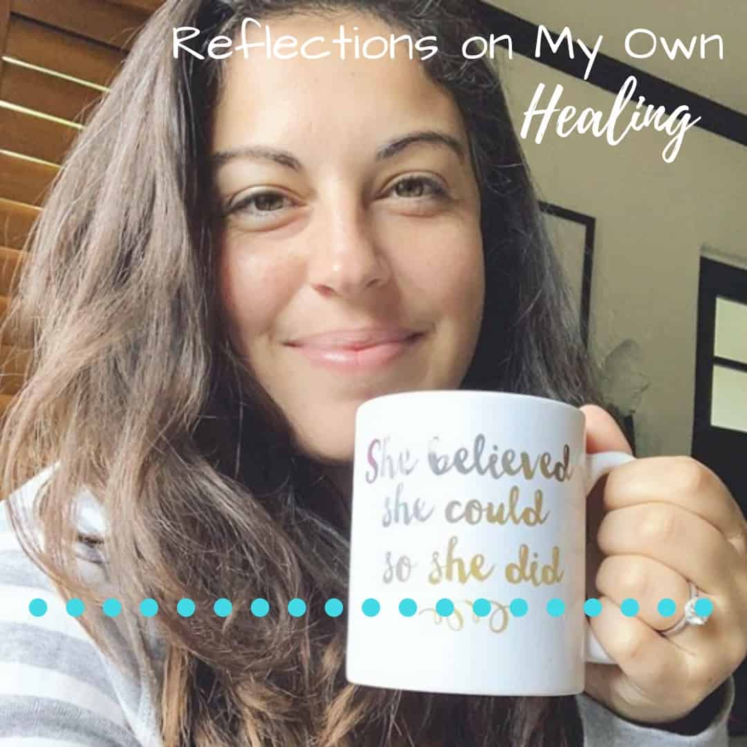 Where Do You Want to be Three Years from Now?: Reflections on My Own Healing