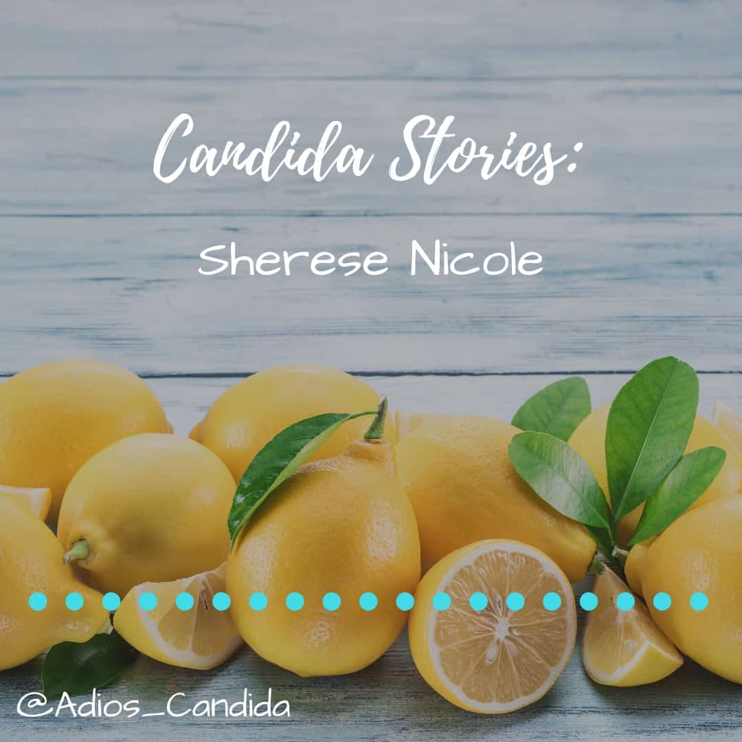 Candida Stories: Sherese Nicole